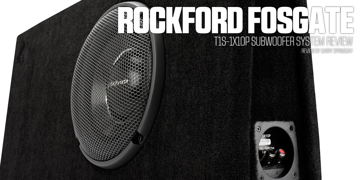 PASMAG | PERFORMANCE AUTO AND SOUND - Rockford Fosgate T1S