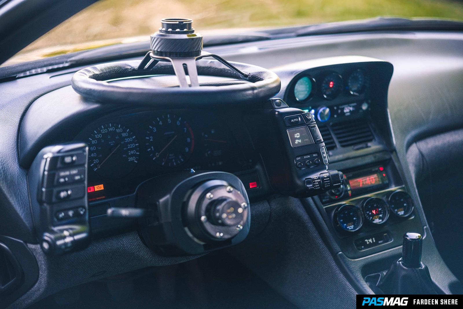 Pasmag Performance Auto And Sound Zx Tra Wide Matt
