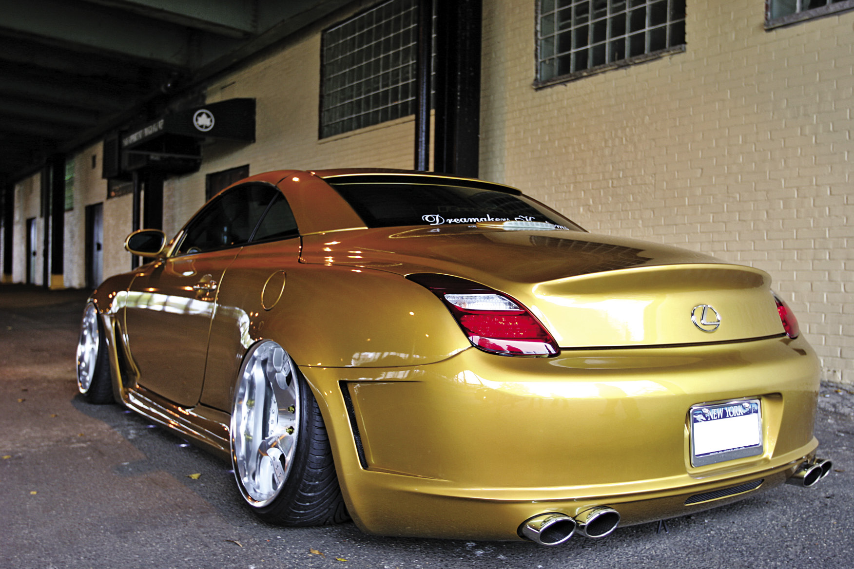 pasmag performance auto and sound one classy chassy vip 2003 lexus sc430. Black Bedroom Furniture Sets. Home Design Ideas