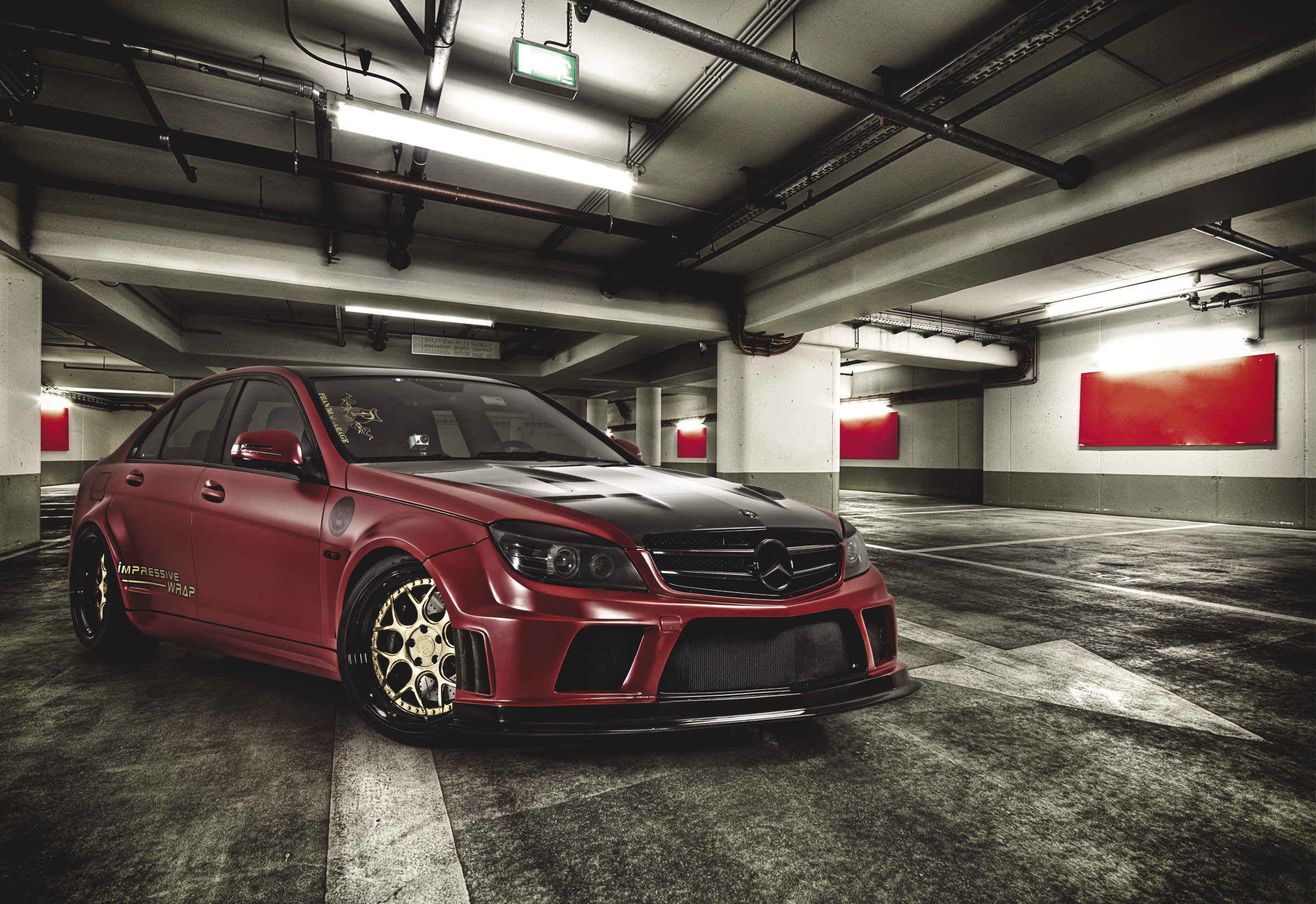 OE TUNING C63 ON THE COVER OF PASMAG ??? - MBWorld org Forums