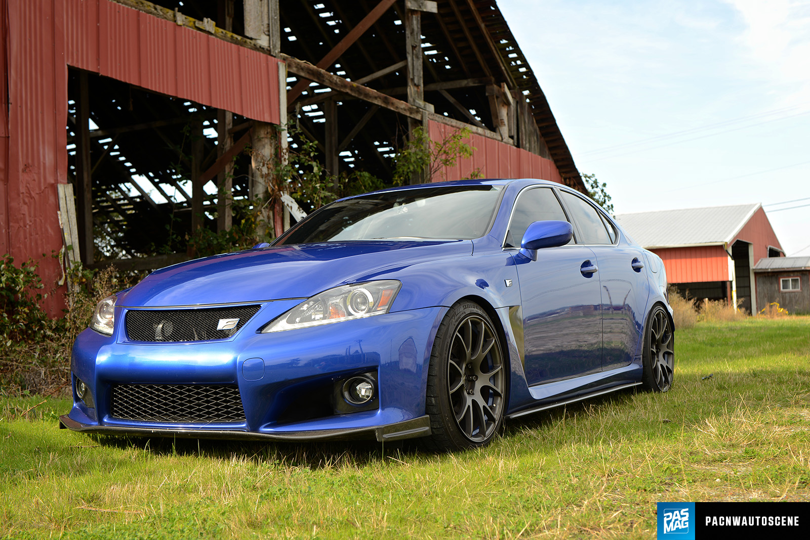 Beautiful Mark Berentson 2008 Lexus ISF TBGLIVE PASMAG 01