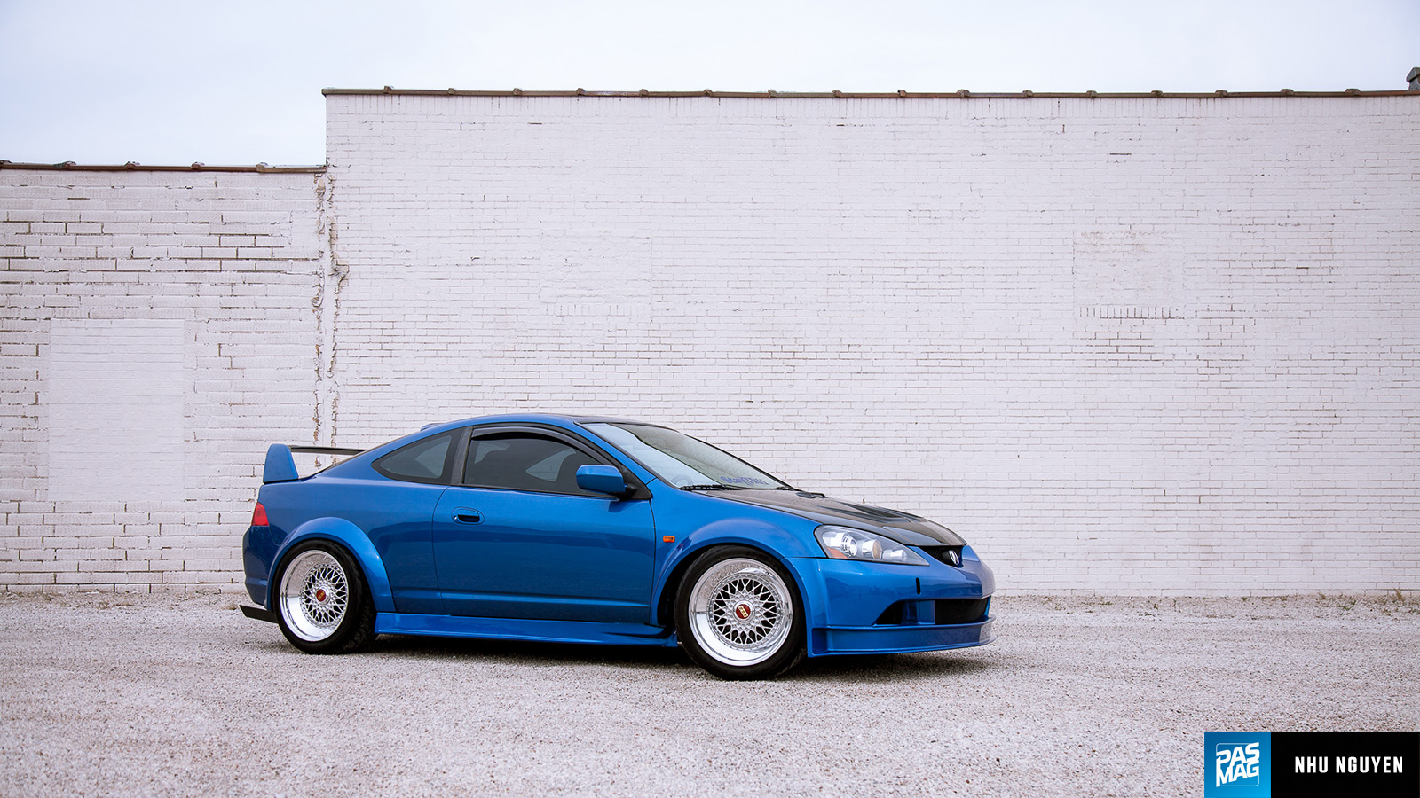 PASMAG PERFORMANCE AUTO AND SOUND Like Father Like Son Luis - Acura rsx type s 2003