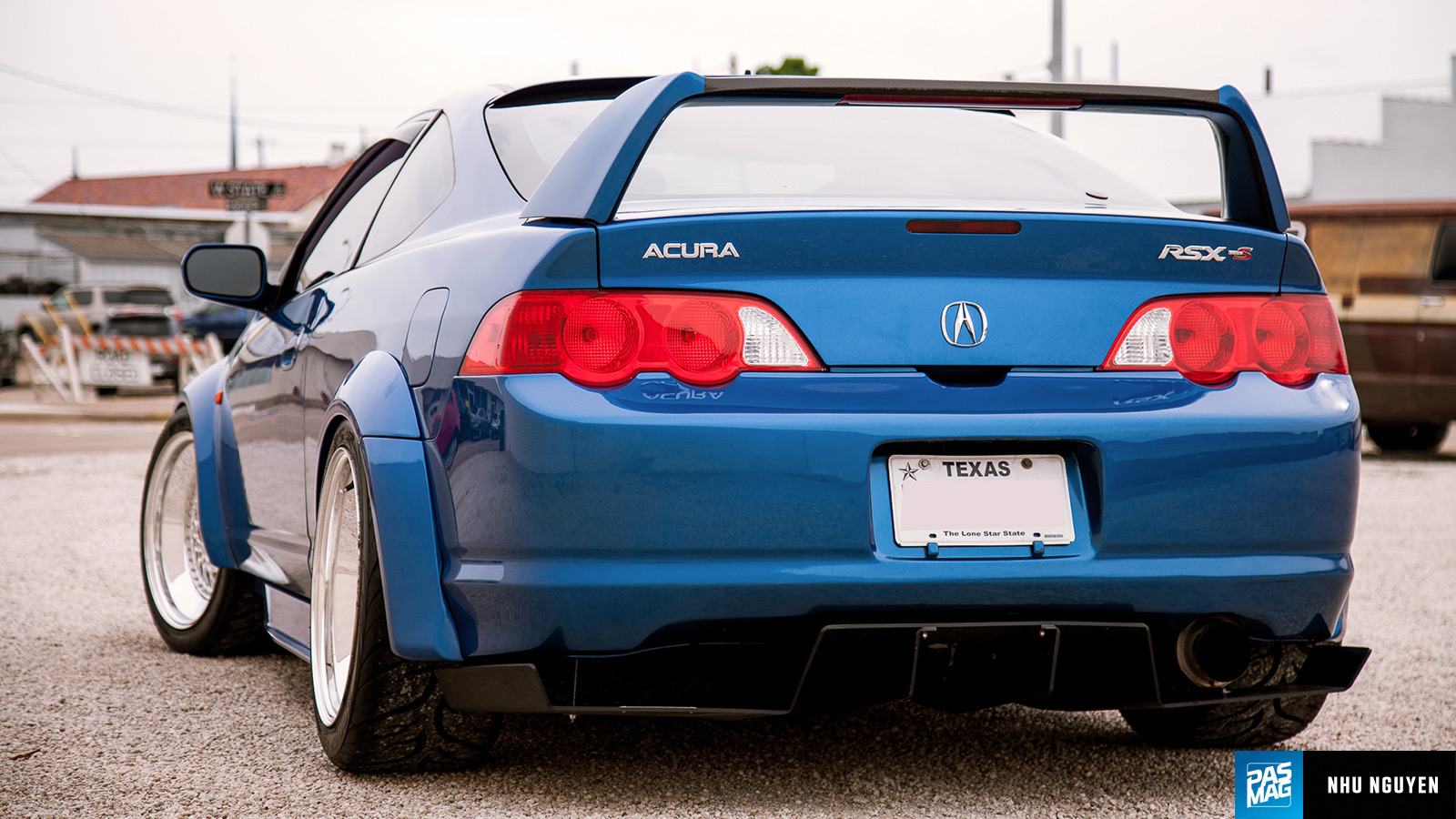 PASMAG PERFORMANCE AUTO AND SOUND Like Father Like Son Luis - Acura rsx type s body kit