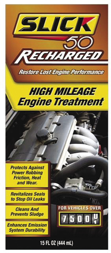Slick 50 Recharged High Mileage Engine Treatment