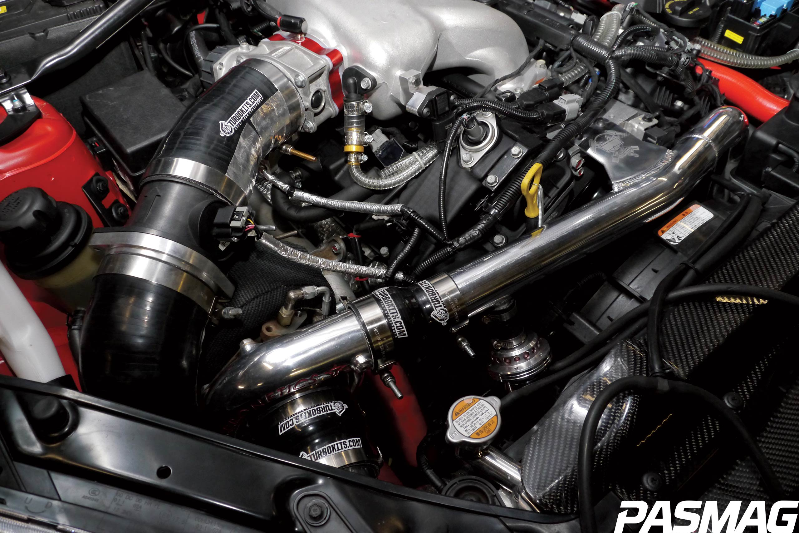 pasmag performance auto and sound hyundai genesis coupe 3 8l turbo kit install. Black Bedroom Furniture Sets. Home Design Ideas