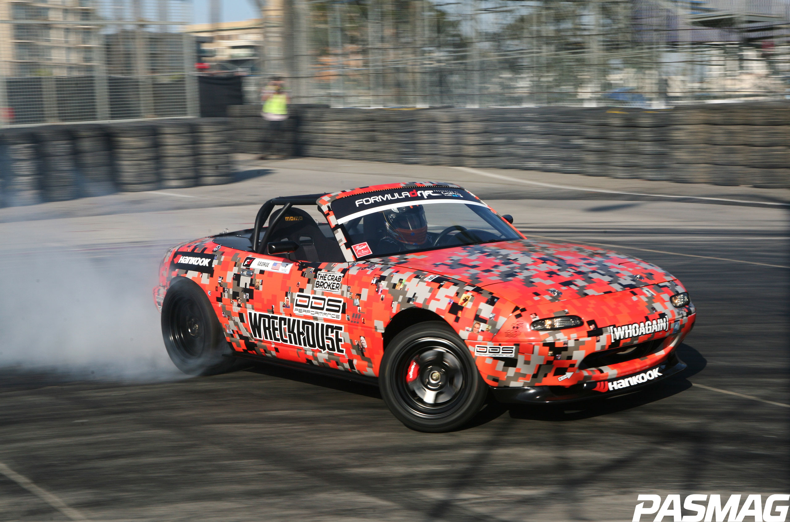 Pasmag Performance Auto And Sound Crowd Sourced Formula Drift