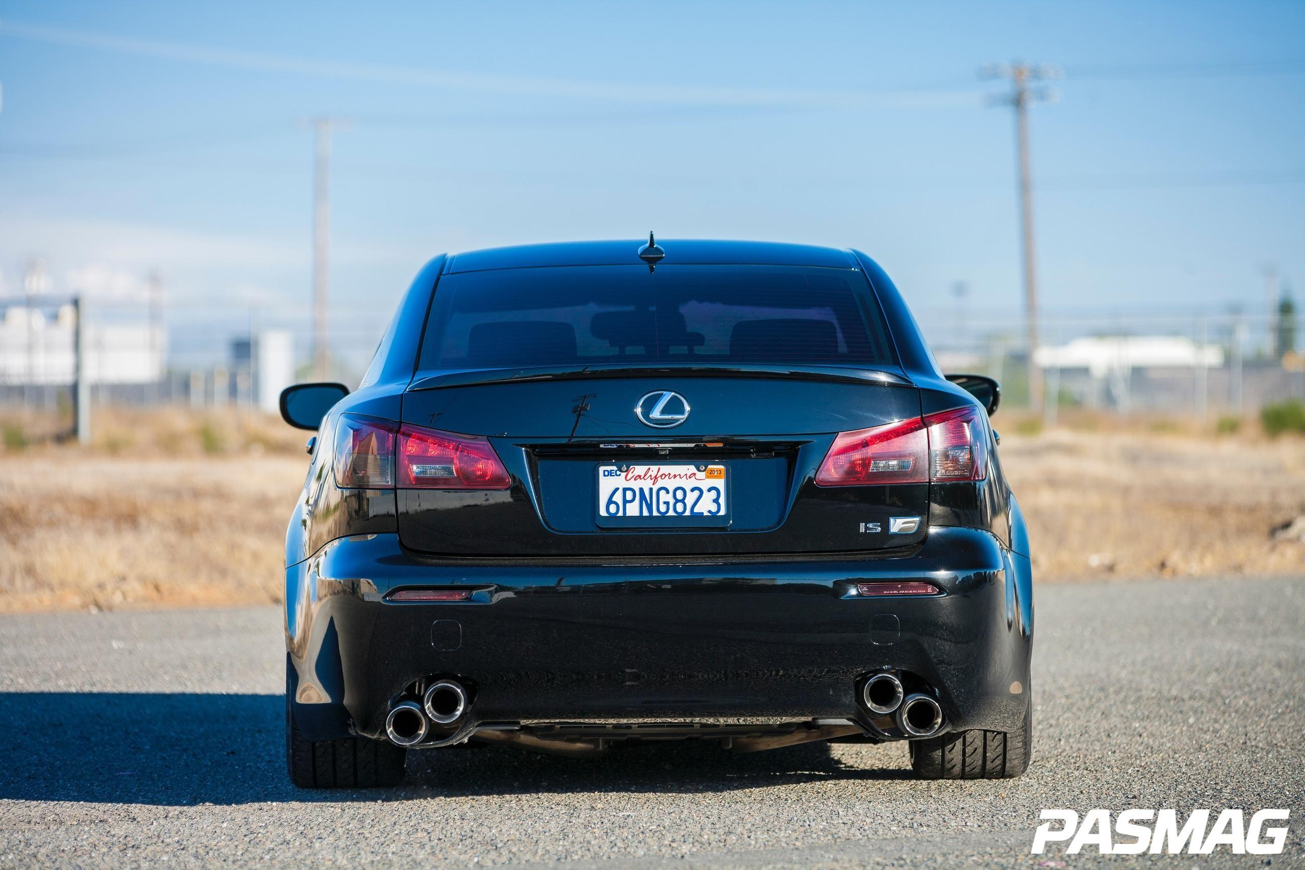 Hidden Treasure: Steve Meadeu0027s 2011 Lexus ISF
