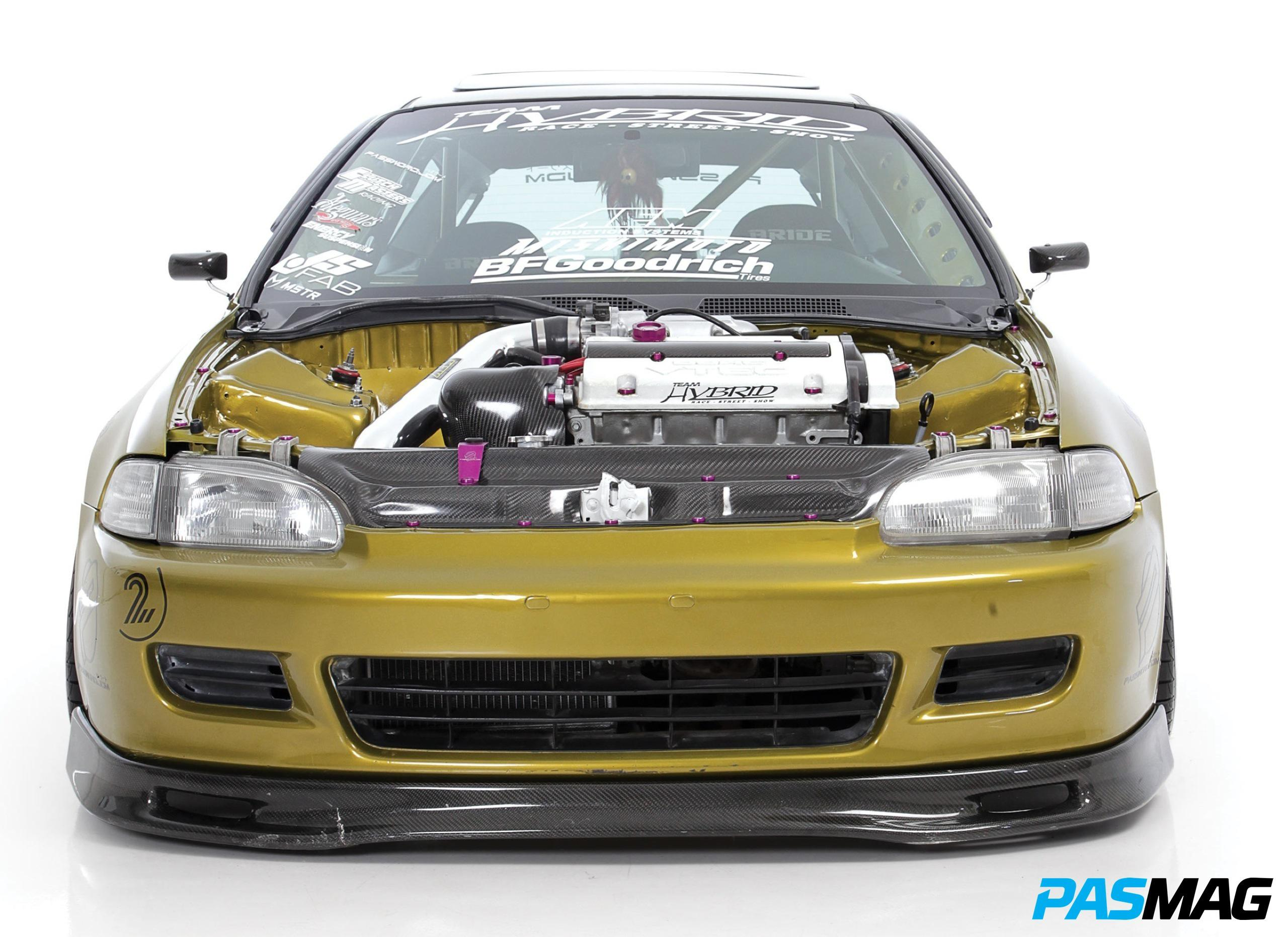Pasmag Performance Auto And Sound The Golden Rule Brian 1992 Honda Civic Si Camachos