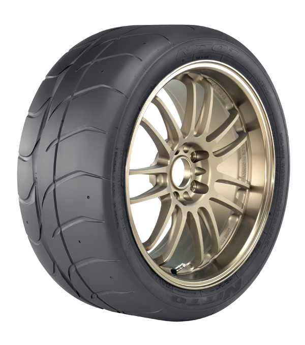 The Nitto Tire NT01 Tire