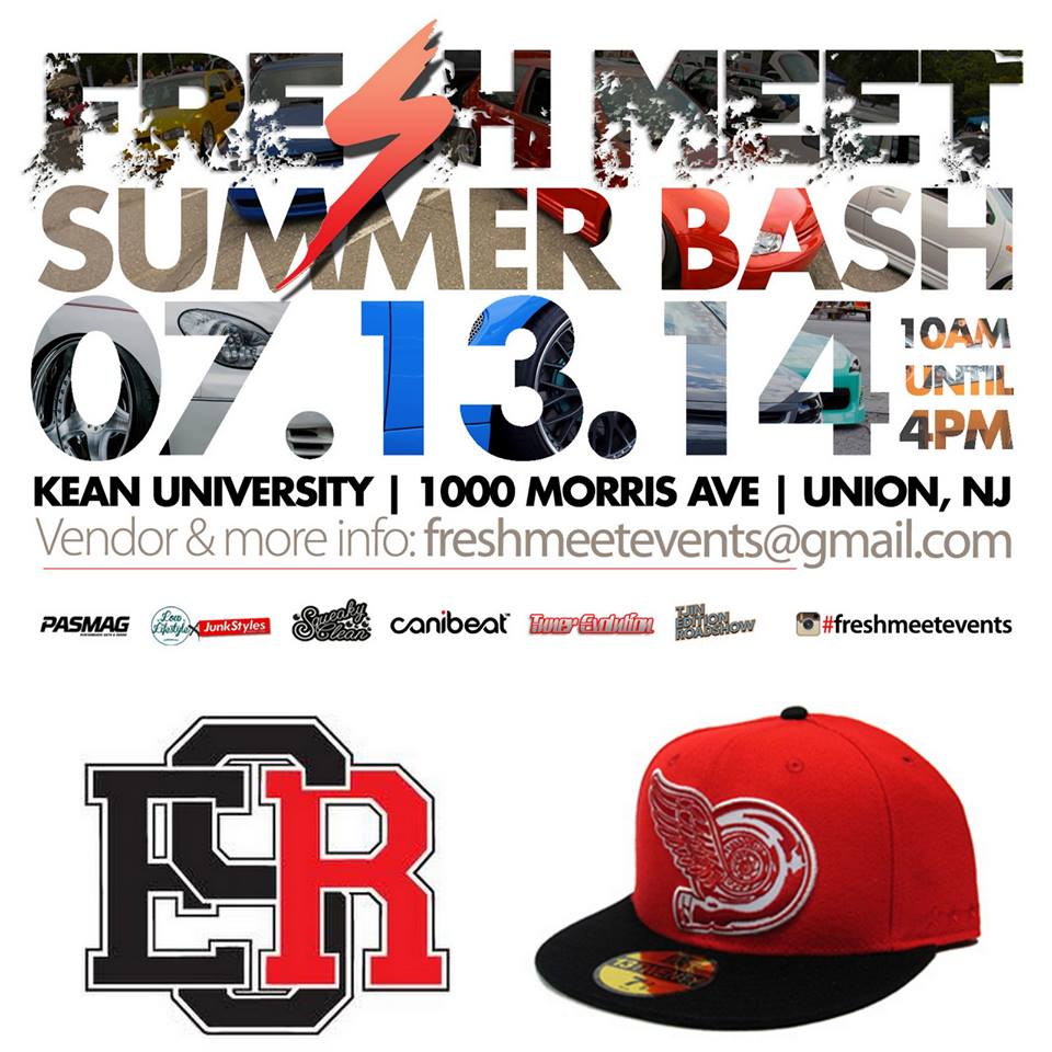 PASMAG Fresh Meet Summer Bash Union New Jersey July 13 2014 Event Photo Calendar Eat Sleep Race
