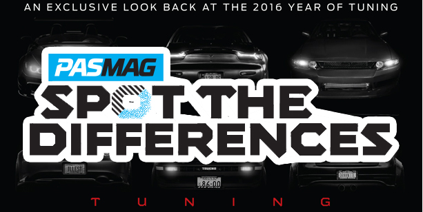 PASMAG Spot The Difference Tuning 365 4th Edition