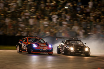 2013 Toyota Grand Prix of Long Beach will offer night racing for Formula DRIFT