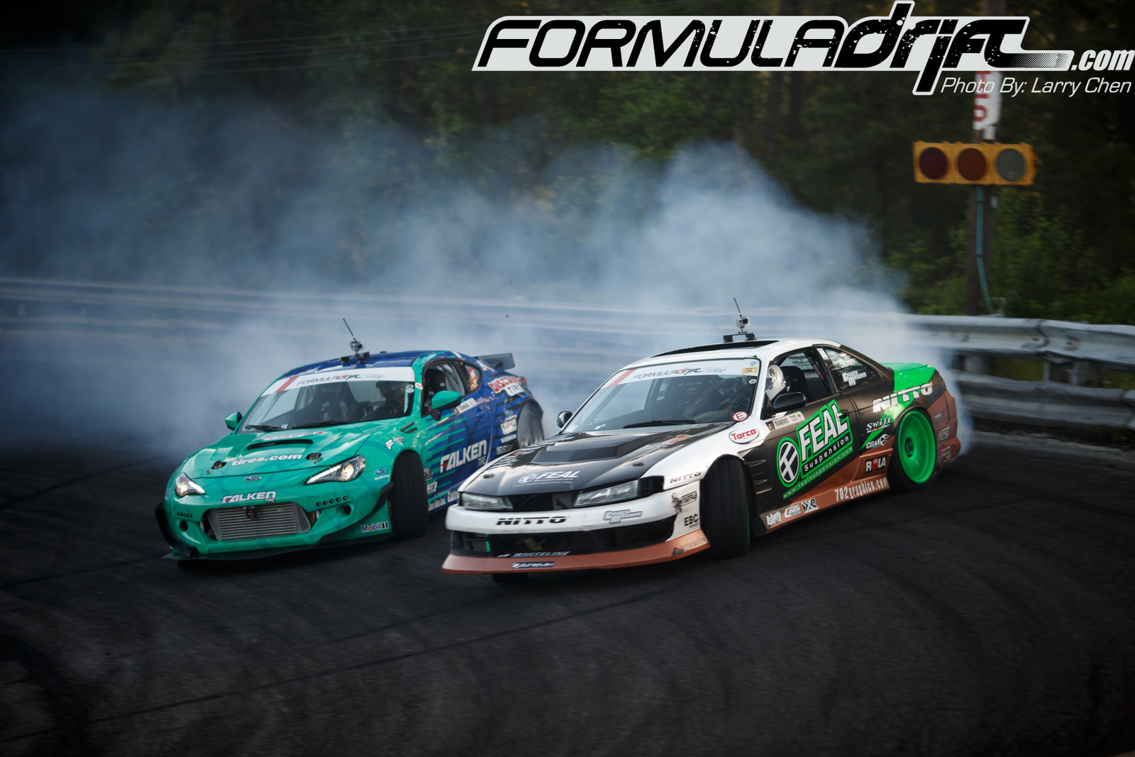 PASMAG Formula Drift The Gauntlet Wall Speedway New Jersey FDNJ 2014 Larry Chen 0916