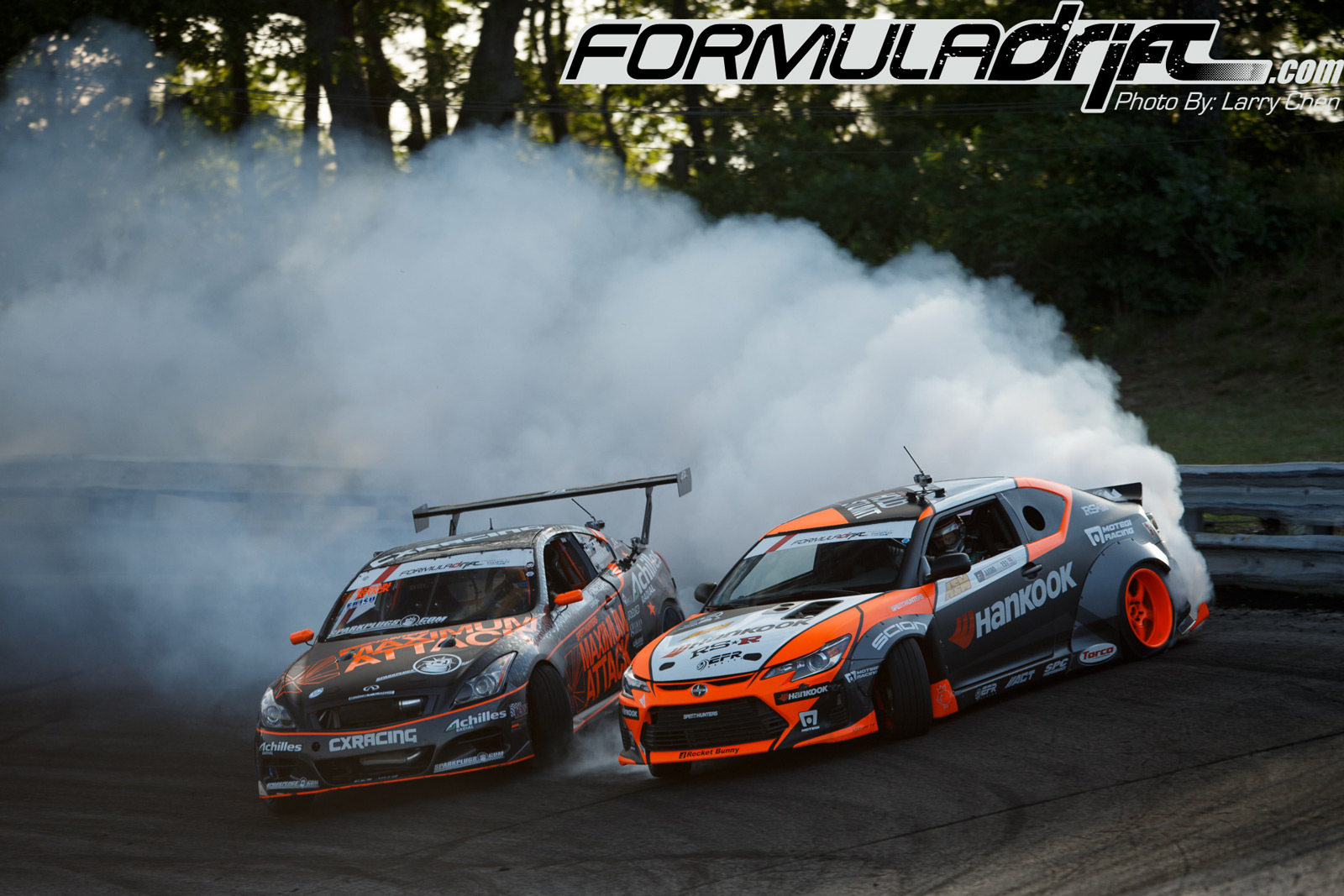 PASMAG Formula Drift The Gauntlet Wall Speedway New Jersey FDNJ 2014 Larry Chen  9659