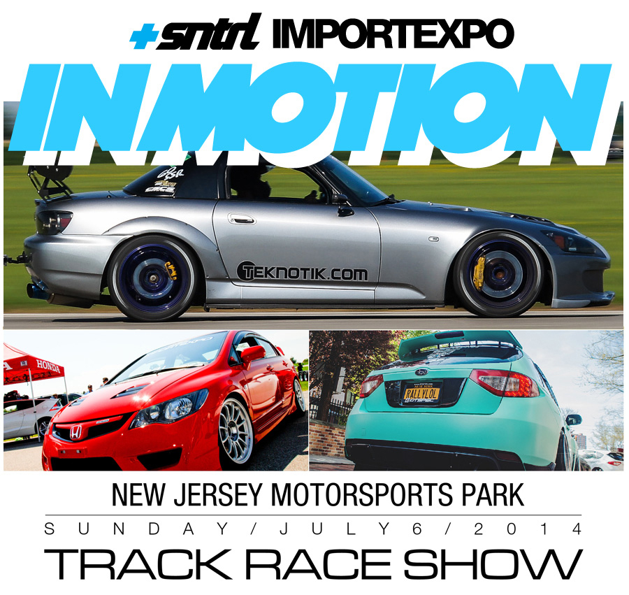 PASMAG INMOTION SNTRL Import Expo 2014