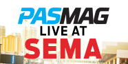 PASMAG Live at SEMA