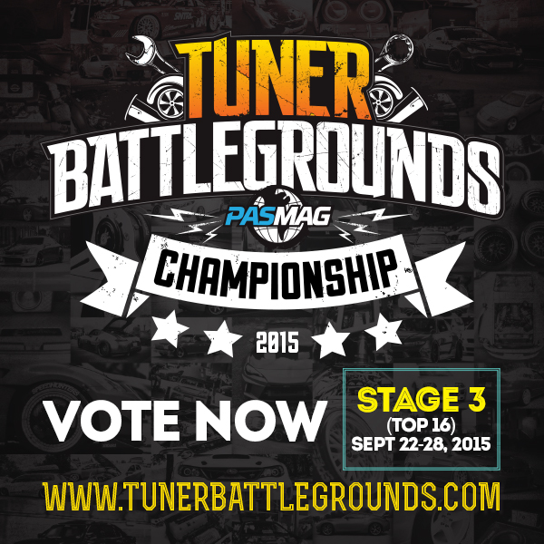 2015 Tuner Battlegrounds Championship Battle Stage 3 (Top 16)