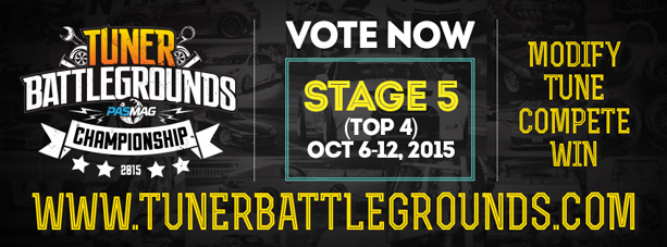 2015 Tuner Battlegrounds Championship Stage 5