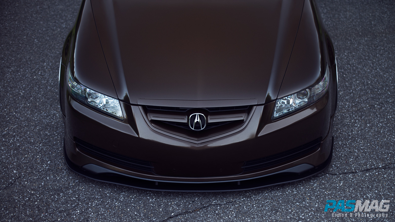 PASMAG PERFORMANCE AUTO AND SOUND Luxuriously Low Alexandre - 2004 acura tl front lip