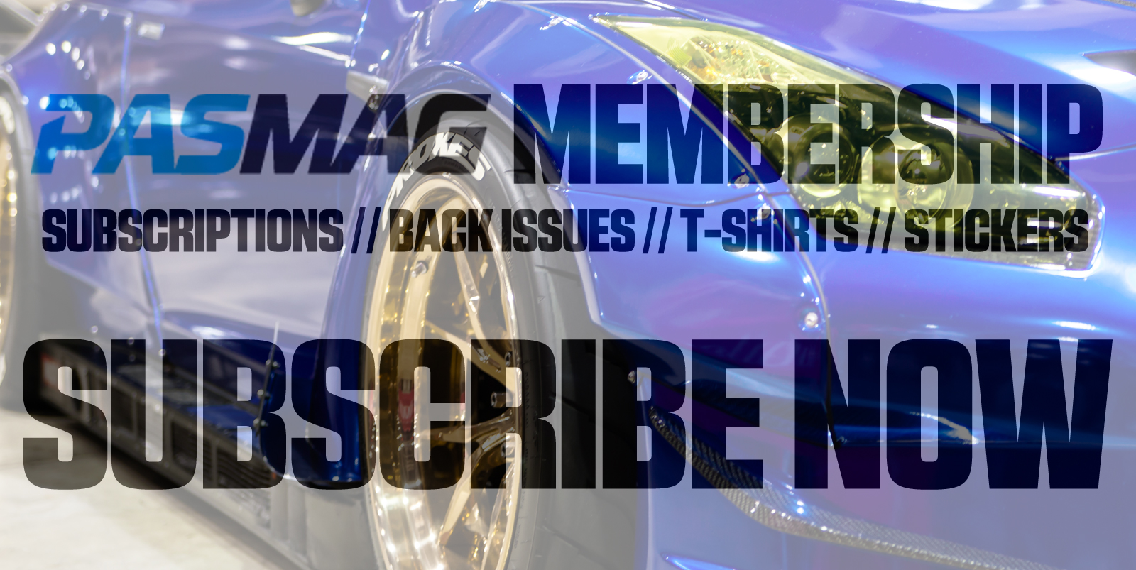PASMAG Membership Subscribe Now Top Teaser Slider