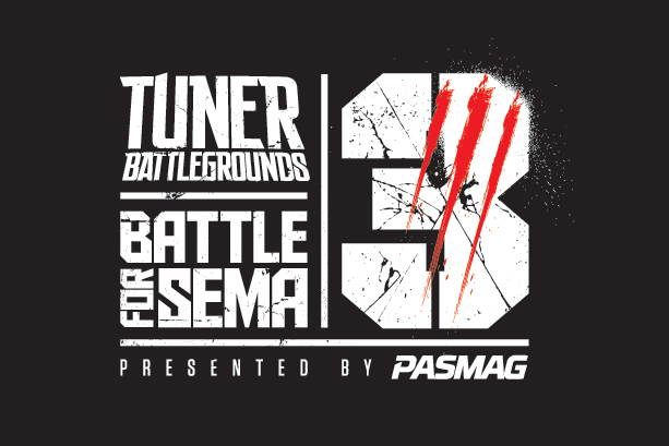 PASMAG Tuner Battlegrounds Battle For SEMA 2015