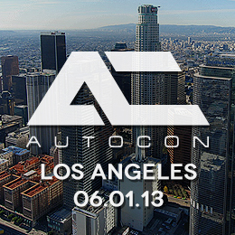 Official AutoCon 2013 Trailer Unveiled!