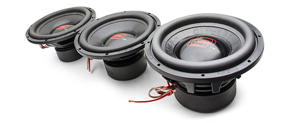 PASMAG DD Audio TS Series Subwoofer All