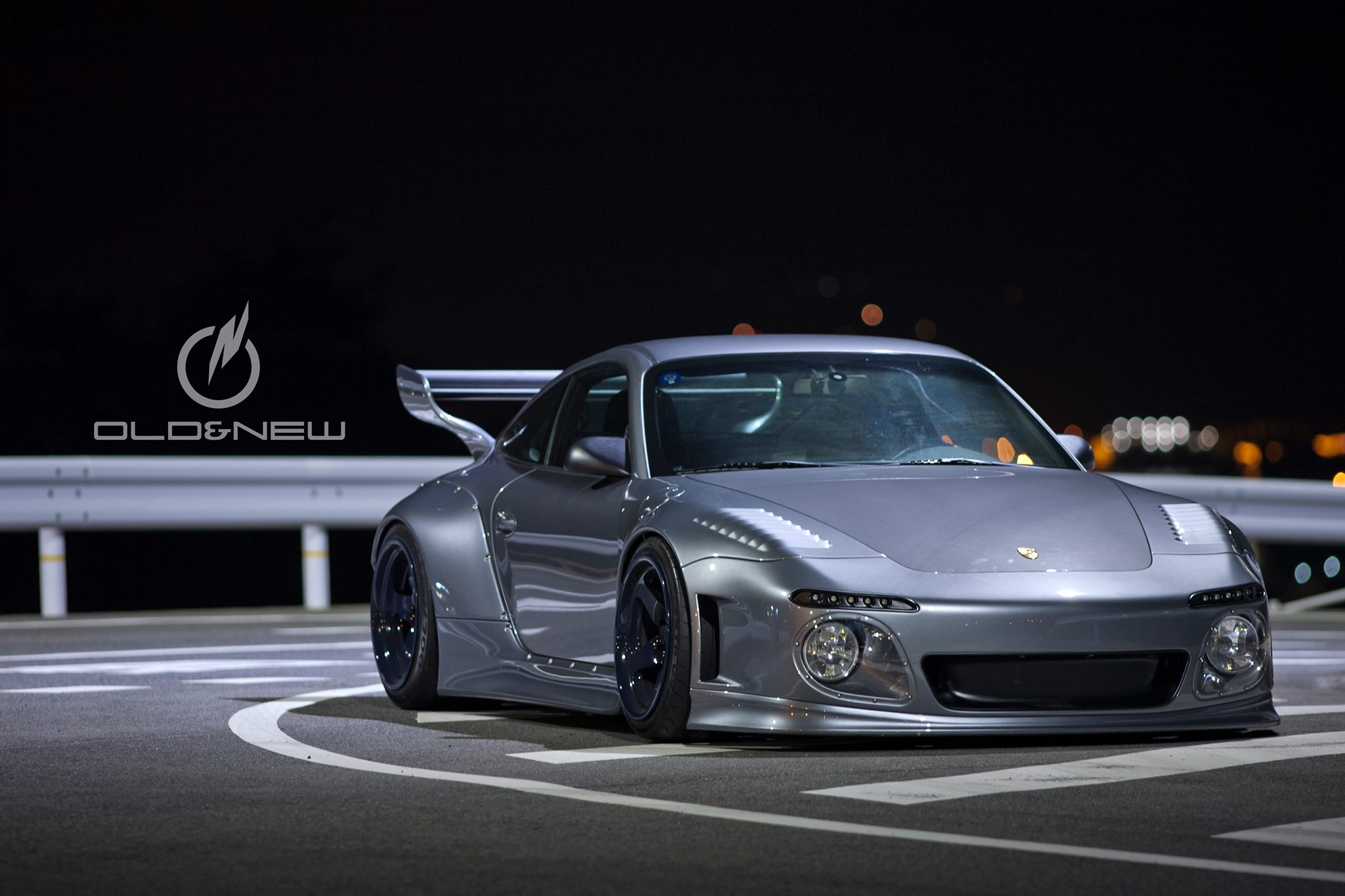 PASMAG | PERFORMANCE AUTO AND SOUND - Old & New Porsche 996 997 Wide ...
