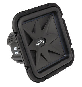 Autotek_Mean_Machine_MW12SQD4_Square_Subwoofer