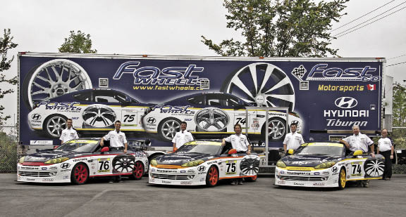 Fast Wheels Shop Race Team