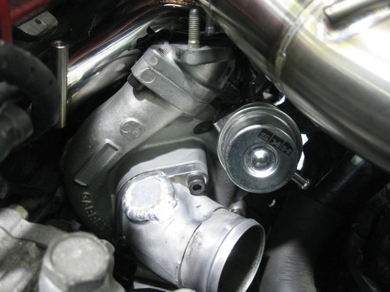 Project R32: Garrett Twin Turbo Upgrade