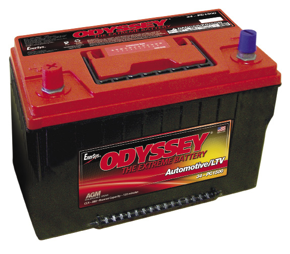As you may have surmised by now, the Odyssey AGM battery is very unique and technologically advanced. It was designed to meet the demanding needs of the US Military with respect to heat, cold, shock and vibration, and to last much longer than other batteries.