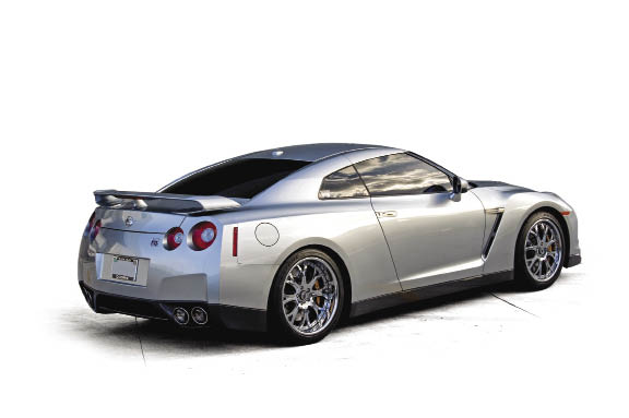 Sound, style, performance, there isn't much more this GT-R really needs. Well, other than a good thrashing at the track but for now Roberts says it's just to pretty to abuse. She spends her down time detailing it and just gawking at it in her garage.