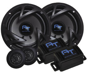 Autotek ATX Speakers