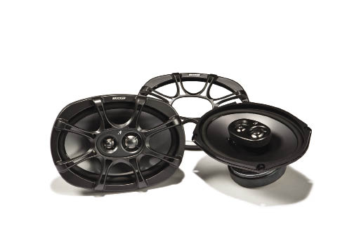 Kicker KS Coalxial Speakers