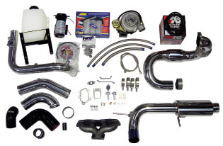 Black Label Fab Turbo Kit