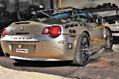 Beyond Limits: Mike Essa BMW Z4