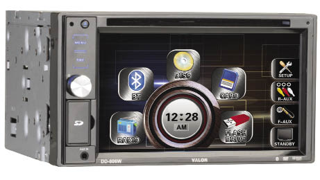 Test Report: VALOR DD-806W Multimedia Receiver