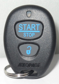 Auto Page Introduces the All New DS-434 Data Start System for Push to Start Vehicles