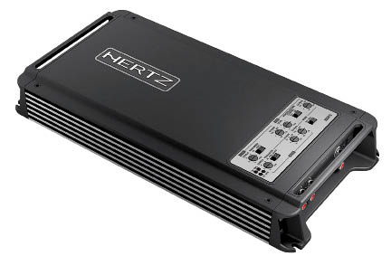 Test Report:Hertz HDP5 Amplifier