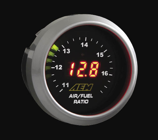 AEM Digital Wideband Air and Fuel Gauge