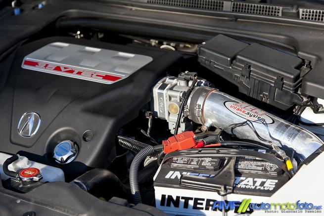 PASMAG PERFORMANCE AUTO AND SOUND Honda VIP Acura TL TypeS - 2007 acura tl type s performance parts