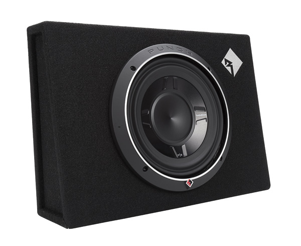 Rockford Fosgate Announces Punch P3S Shallow Loaded Subwoofer closures Now Shipping