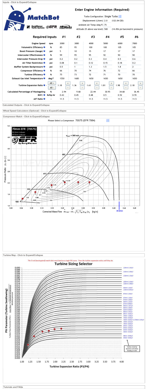 BorgWarner Turbo Systems New MatchBot Program-Anyone can now pick the right turbocharger