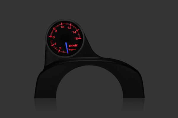 MK6 Golf R and Scirocco R Stepper Motor Gauge Packages