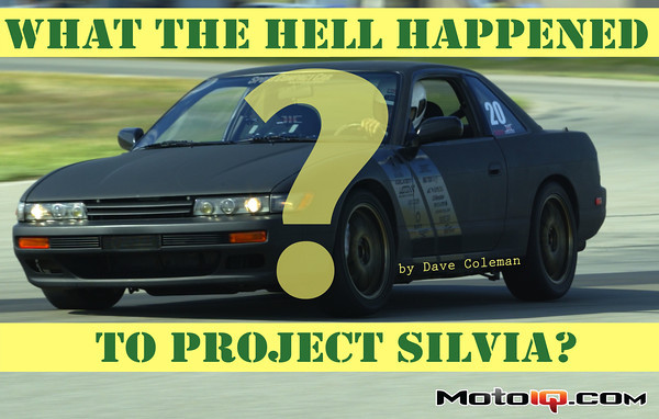 Moto IQ: What the Hell Happened to Project Silvia?