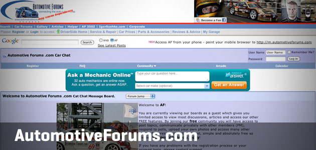 Automotive-Forums