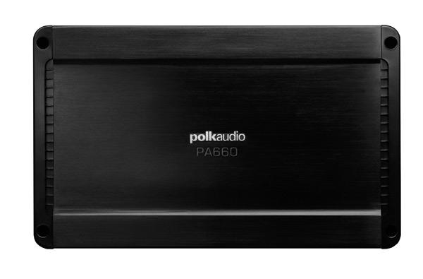 pasmag performance auto and sound polk audio pa660 amplifier rh pasmag com Passive Subwoofer Wiring Diagram Polk Audio Subwoofer Repair