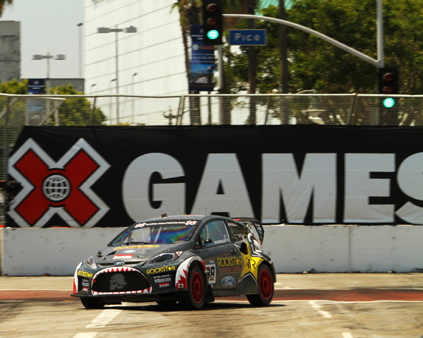 X Games 17 Rally