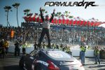 PASMAG Formula Drift Long Beach California 2014 Chris Forsberg On 350Z